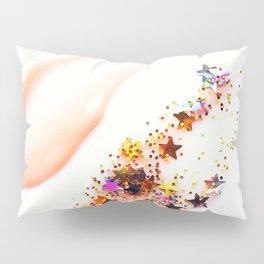 Stars and Swipes Pillow Sham