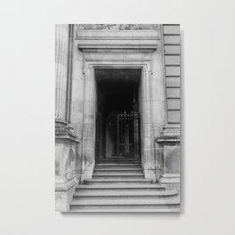 Louvre VII Metal Print