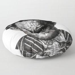 ARCH-NEMESIS SUPER VILLAIN Floor Pillow