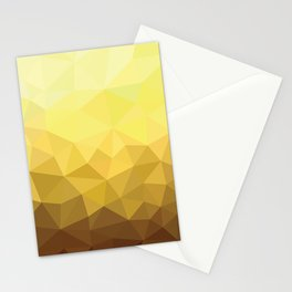 Golden Luxury Stationery Cards