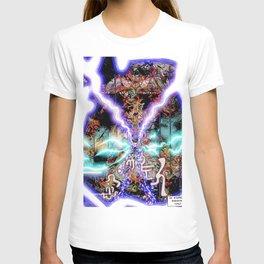 JA M'APPLE MAESTRO YOKO Y T-shirt