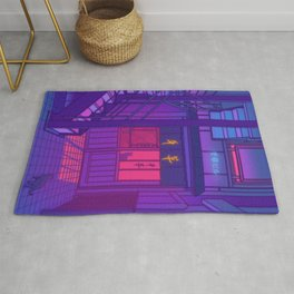 Lonely Nights Rug