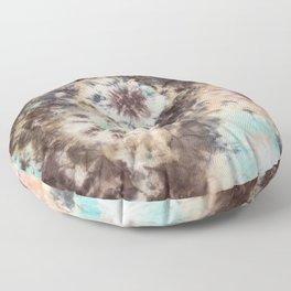 mojave desert Floor Pillow