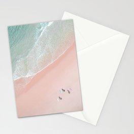 Surf Yoga II Stationery Cards