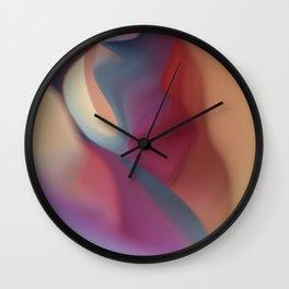 Billowy C Wall Clock