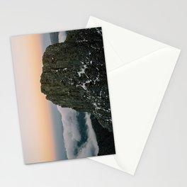 Sunset at Serra da Estrela, Portugal Stationery Cards