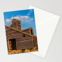Grain Elevator 8 Stationery Cards