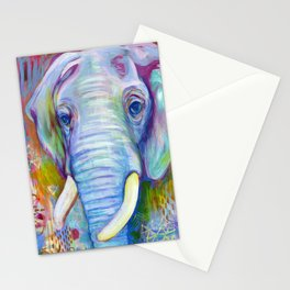 Utopian Elephant Stationery Cards