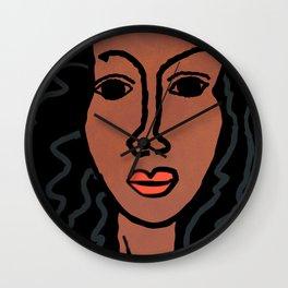 Janie Wall Clock
