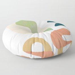 Minimal Shapes No.28 Floor Pillow