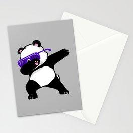 Dabbing Panda Stationery Cards