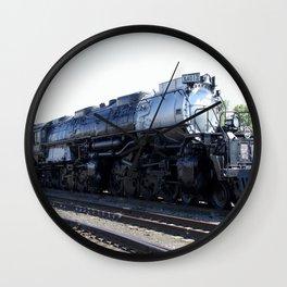 Big Boy - Steam Engine  Wall Clock