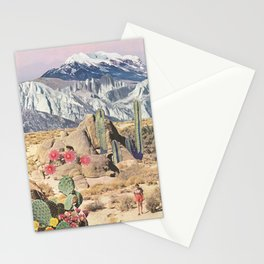 California Cacti Stationery Cards