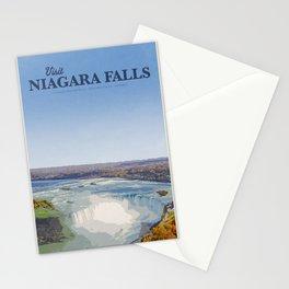 Visit Niagara Falls Stationery Cards