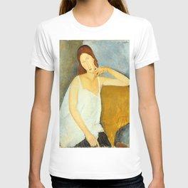 "Amedeo Modigliani ""Jeanne Hebuterne"" T-shirt"