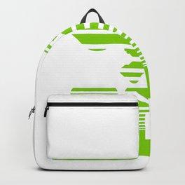 Pickleball Zero Zero Two I Funny Sport Gift print Backpack