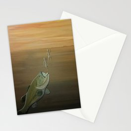 Bait and Switched Stationery Cards