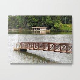 William B Umstead State Park NC #3 Metal Print