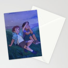 Childhood dreams Stationery Cards