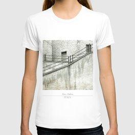 Italian Urban street view T-shirt