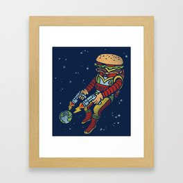 The End is Fry! Framed Art Print