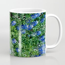 Stepping Out In Blue Coffee Mug