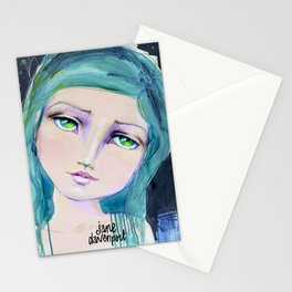 Dreamer by Jane Davenport Stationery Cards