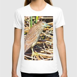 Russet Colored Eyes T-shirt
