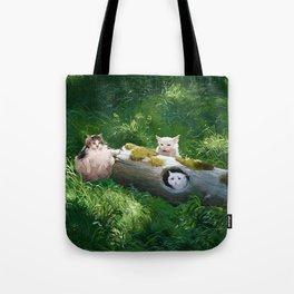 Their lög Tote Bag