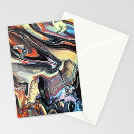 Neurotic by Nature Stationery Cards
