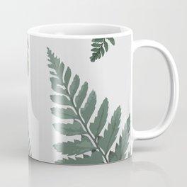 Tiny green leaves collection Coffee Mug