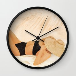 That Summer Feeling VIII Wall Clock