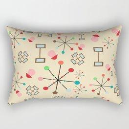 Mid century #4 Rectangular Pillow