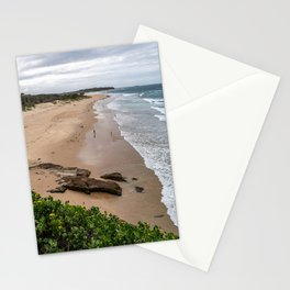 Caves Beach, Central Coast, NSW Stationery Cards
