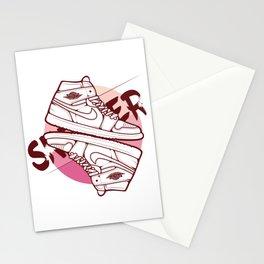 1969 AJ1 Sneaker Stationery Cards