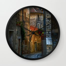 Sermoneta Wall Clock