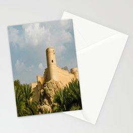 Omani Fort 1 Stationery Cards