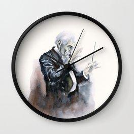 Leonard Bernstein Portrait Wall Clock