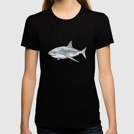 Shark-Filled Waters T-shirt