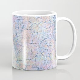 She Talks to Rainbows // Unicorn color dusted rock Coffee Mug