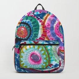 Bright Mandalas Backpack