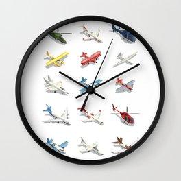 Aviation Clothing, aviation colletion, boys toys. Wall Clock