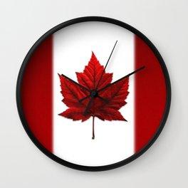 Canada Souvenirs Wall Clock