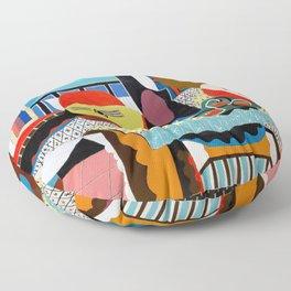 Pablo Picasso, Mandolin and Guitar (Mandoline et guitare) 1924 Artwork Floor Pillow