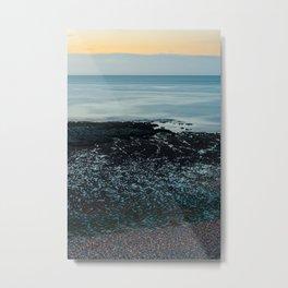 Étretat beach Metal Print