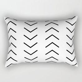 Abstract Arrows Rectangular Pillow