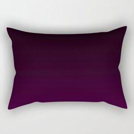 Aubergine Gradient Rectangular Pillow