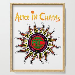 alice in chains ori tour 2020 2021 Serving Tray