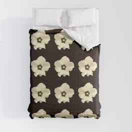 Sepia flower -bloom,blossom,petal,floral,leaves,flor,garden,nature,plant. Comforters