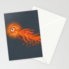 misterio visual 13: el ojo de los misterios Stationery Cards